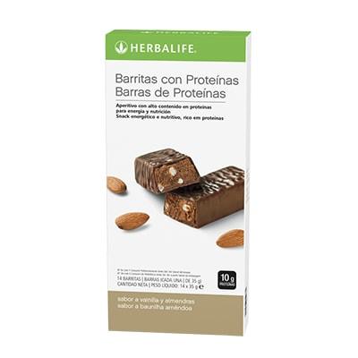 comprar Barritas con proteinas vainilla