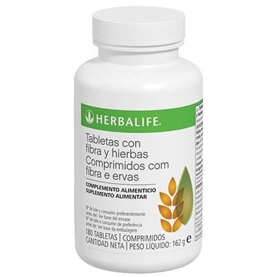 comprar herbalife fibra