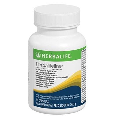 beneficios de herbalifeline