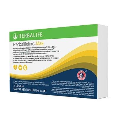 herbalifeline max omega3
