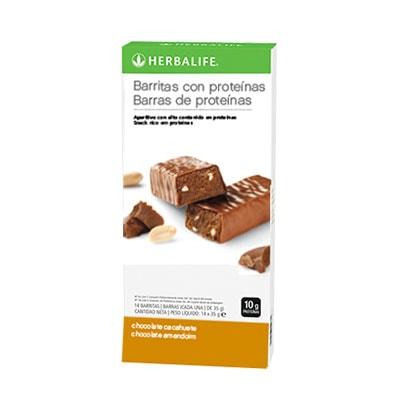 Comprar barritas con proteinas chocolate