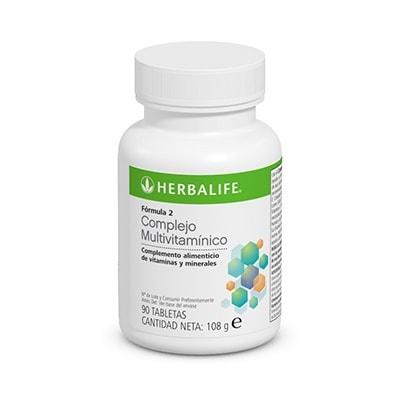 comprar complejo vitaminico herbalife