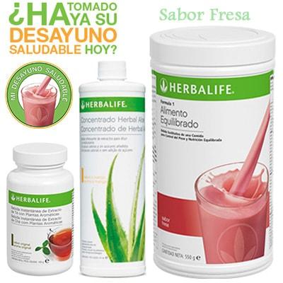 Comprar Desayuno Saludable Herbalife