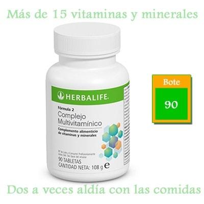 comprar complejo vitaminico herbalife y dieta