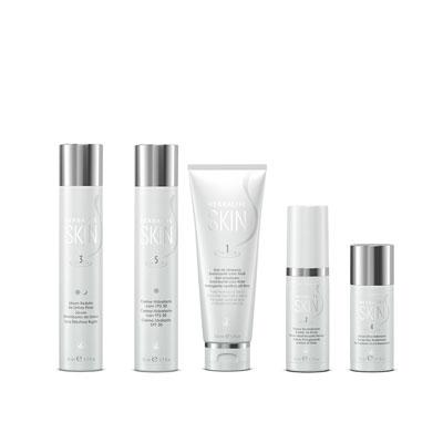 Pack cosmetica antiarrugas skin herbalife