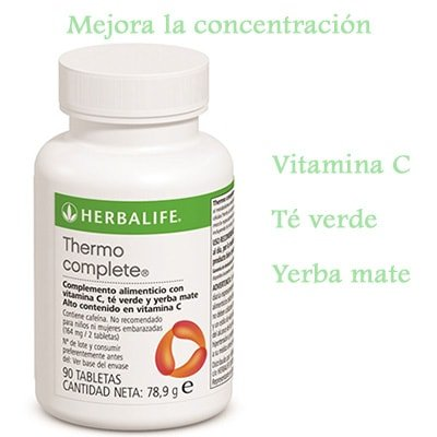 Comprar Thermo Complete Herbalife